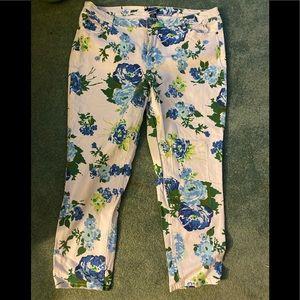 Floral Roz & Ali jeans